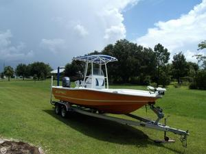 Used Epic 22SC Bay Boat For Sale