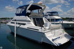 Used Carver 380 Santego Aft Cabin Boat For Sale