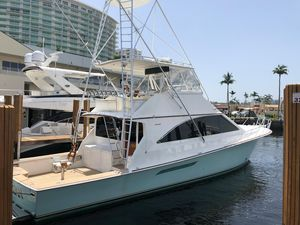 Used Ocean Super Sport Rebuilt 1200 Mans Sports Fishing Boat For Sale