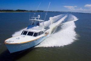 Used Rybovich Custom Sportfish Sports Fishing Boat For Sale