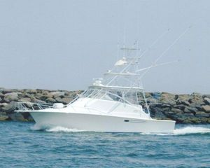 Used Ocean 40 Sport Fish Express Cruiser Boat For Sale