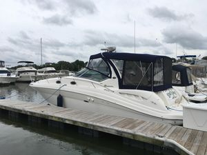 Used Sea Ray 34 Sundancer Express Cruiser Boat For Sale