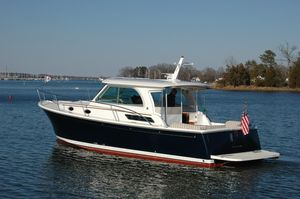 New Back Cove 32 Downeast Fishing Boat For Sale