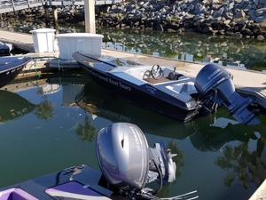 Used Wahoo YZ Sports Cruiser Boat For Sale