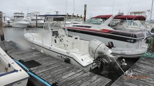 Used Pro Sports 2200 Center Console Fishing Boat For Sale