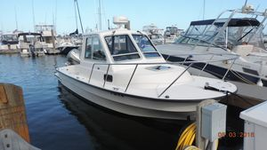 Used Maritime Skiff 25 Challanger Cuddy Cabin Boat For Sale