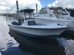 Used Rampage Sportsman CC Center Console Fishing Boat For Sale
