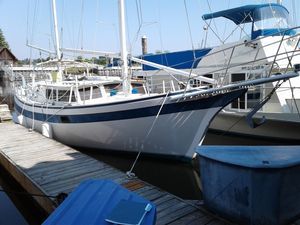 Used Islander 41 Freeport Center Cockpit Sailboat For Sale
