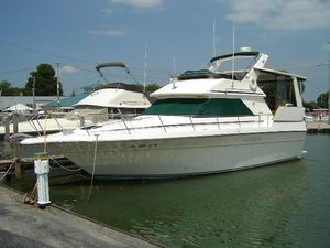 Used Sea Ray 380ac Motor Yacht For Sale