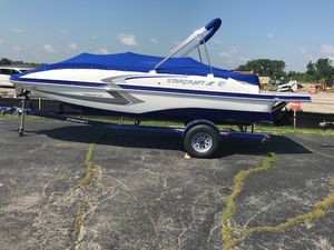 New Starcraft 221starstep/io Other Boat For Sale