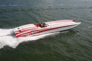 Used Mti 48 High Performance Boat For Sale