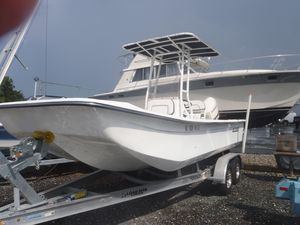 Used Outcast 21V Commercial Boat For Sale