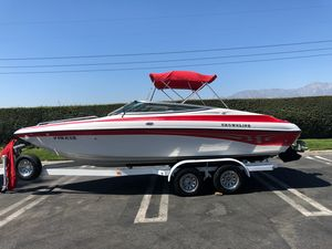 Used Crownline 225 BR225 BR Runabout Boat For Sale