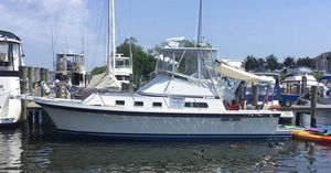 New Albin 32-2 Command Bridge Cruiser Boat For Sale