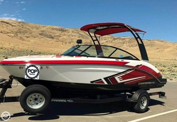 Used Chaparral 203 VRX Ski and Wakeboard Boat For Sale