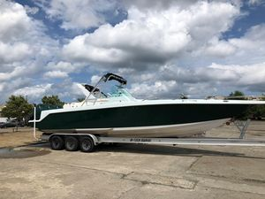 Used Donzi 35 ZF Sports Fishing Boat For Sale