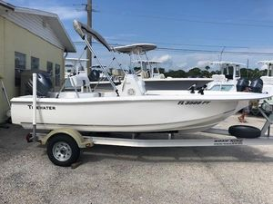 Used Tidewater 170 CC170 CC Center Console Fishing Boat For Sale