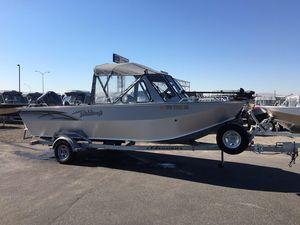 Used Weldcraft 20 Angler20 Angler Aluminum Fishing Boat For Sale