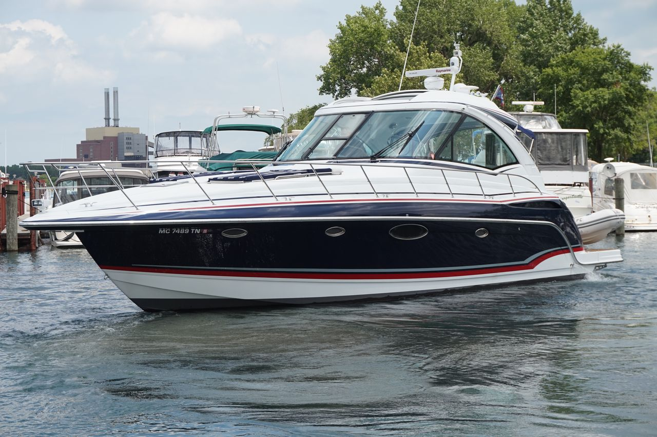 2013 Used Formula 45 Yacht Express Cruiser Boat For Sale 524900 Wiring Diagram
