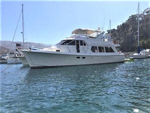 Used Hampton 490 Pilothouse Motor Yacht For Sale