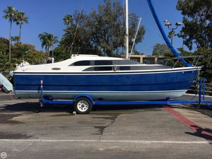 Used Macgregor 26M Racer and Cruiser Sailboat For Sale