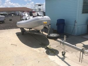 Used Apex 12' INFLATABLE12' INFLATABLE Boat For Sale