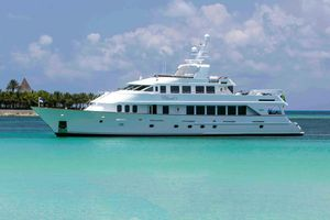 Used Christensen Tri-deck MY Motor Yacht For Sale