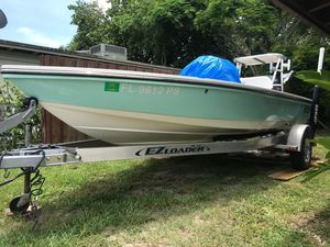 Used Hewes Redfisher 16 Center Console Fishing Boat For Sale