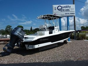 New Crevalle 24 Bay Center Console Fishing Boat For Sale