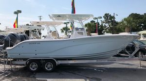 New Sea Fox 266 Commander High Performance Boat For Sale