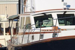 Used Wilbur Downeast Fishing Boat For Sale
