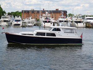Used Huckins Atlantic 44 Cruiser Boat For Sale