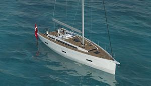 New X-Yachts 4.6 Racer and Cruiser Sailboat For Sale