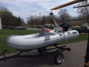 New Inmar 330 Aluminum330 Aluminum Tender Boat For Sale