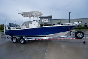 Used Blackjack 256256 Center Console Fishing Boat For Sale