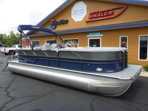 New Misty Harbor Biscayne Bay 2285 BCBiscayne Bay 2285 BC Pontoon Boat For Sale