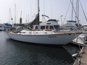 Used Ericson 41 Cutter Sailboat For Sale