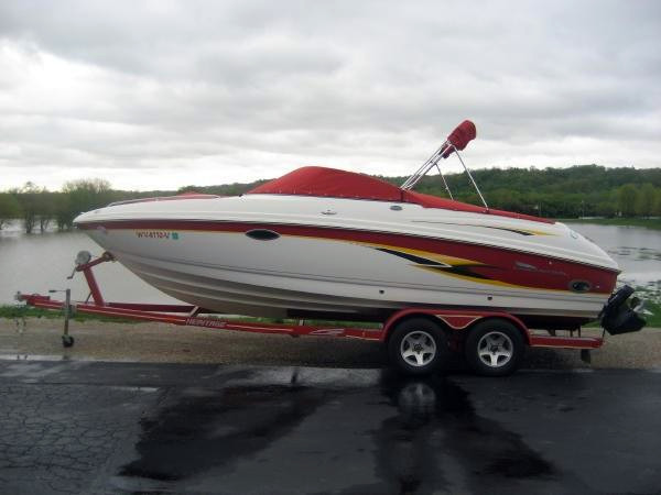 Used Chaparral 230SSI Bowrider Boat For Sale