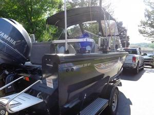 Used Polar Kraft Kodiak 190WT Aluminum Fishing Boat For Sale