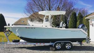 Used Tidewater 230 Center Console Center Console Fishing Boat For Sale
