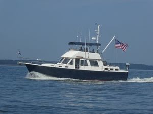 Used Sabreline Trawler Boat For Sale