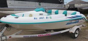 Used Sea-Doo SpeedsterSpeedster Jet Boat For Sale
