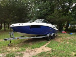 Used Sea-Doo 210 Challenger Jet Boat For Sale