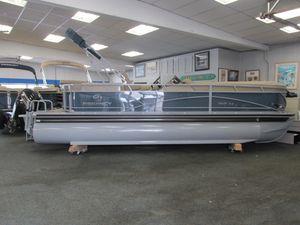 New Regency 220 DL3220 DL3 Pontoon Boat For Sale