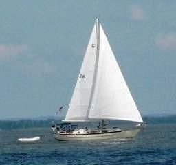 Used Pacific Seacraft 40 Cruiser Sailboat For Sale