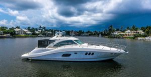 Used Sea Ray 58 Sundancer Mega Yacht For Sale