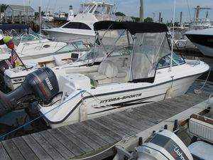 Used Hydra-Sports 202 DC Freshwater Fishing Boat For Sale