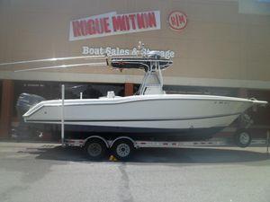 Used Triton 2700 CC Center Console Fishing Boat For Sale