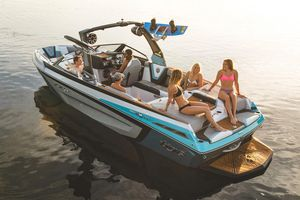 New Tige ZX5 High Performance Boat For Sale