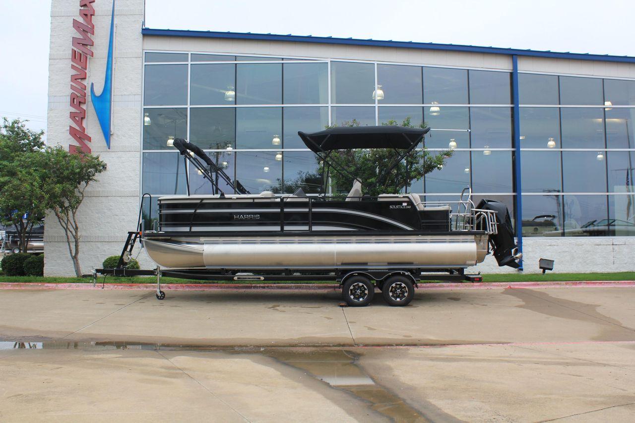 New Harris Solstice 240 Pontoon Boat For Sale